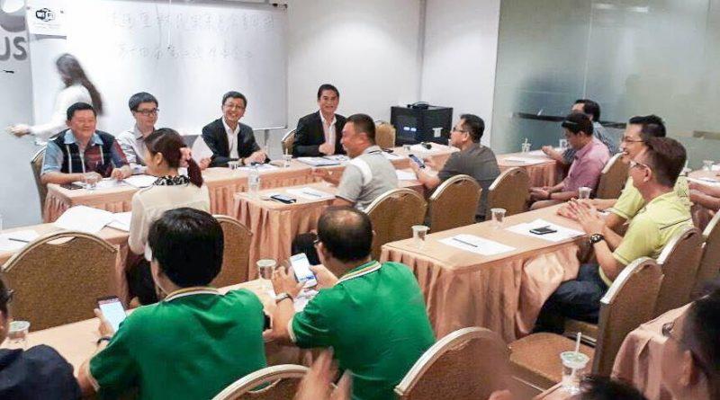 马来西亚林青总团召开第14届第二次理事会