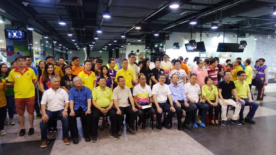 第三届全国保龄球常年杯