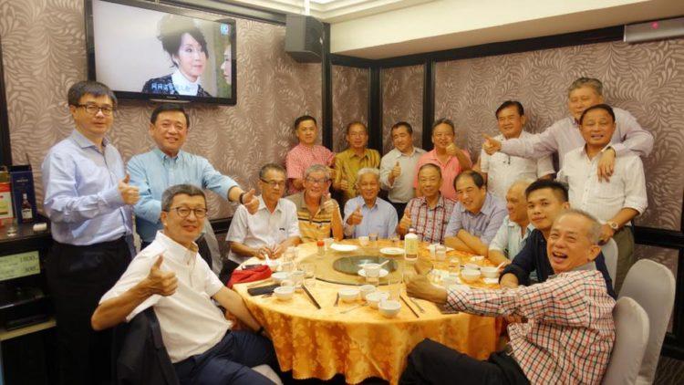 与雪隆安溪蓬莱大墘林氏家族会聚餐交流.