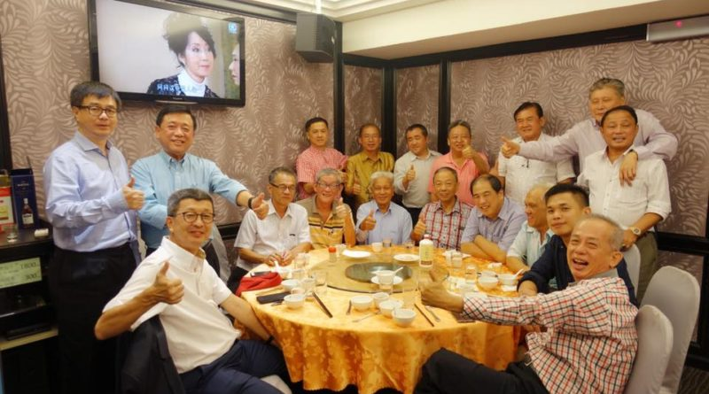 雪隆安溪蓬莱大墘林氏家族会聚餐交流.