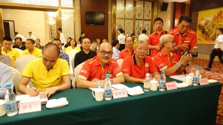 马来西亚林氏宗亲总会的3110比干诞辰祭祖越野车队昨天已经安全到达重庆。