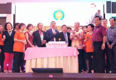 梳邦再也林氏宗亲会三大机构联办17周年会庆