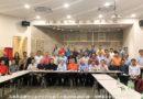 马来西亚林氏宗亲总会召开第十七届(2018-2021)第一次理事会议(29-Jul-2018).